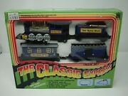 Vintage 80and039s The Classic Express Battery Train Set By Toy State