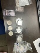 23 Oz Of Silver In Coins And Bullion