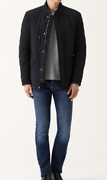 Tom Ford Diamond Quilted Jacket -with Tags- Rrp4780 Aud