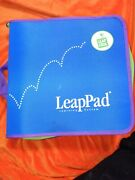 Leappad Case Collection- Leappad Learning System, 5books,5games,2puzzles Lot