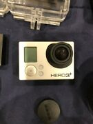 Used Gopro Hero 3+ Black With Case And Accessories For Sale