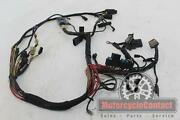 09 Sportster 883 Main Engine Wiring Harness Video Electrical Wire Motor