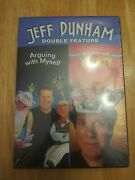 New Sealed Jeff Dunham Double Feature Arguing With Myself/spark Of Insanity Dvd