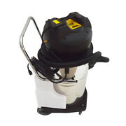 110v 60l Carpet Extractor Cleaning Machine Spraying Floor Scrubber
