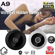 A9 Mini Hidden Spy Camera Wireless Wifi Ip Home Security Hd1080p Night Vision
