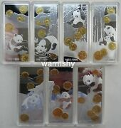 China 2017 Issuance Chinese Gold Panda Coin 35th Anniversary Silver Medal 7x50g