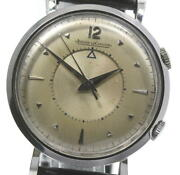 Jaeger-lecoultre Memovox Antique Silver Dial Hand Winding Men's Watch_598791