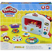 Play Doh Kitchen Creations Cooking Set Magical Oven Roleplay Baking Toy For Kids