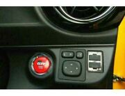 Toyota Gazoo Racing Push To Start Button 13+ Ft86 Part Number 483-200-015