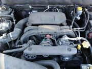 Motor Engine 2.5l Automatic With Cvt Canada Emissions Vin H Fits 10-11 Legacy 17