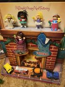 Mcdonaldandrsquos 1992 Cabbage Patch And Tonka Display With Toys