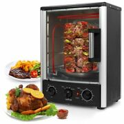 Nutrichef Upgraded Multi-function Rotisserie Oven - Vertical Countertop Oven...