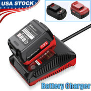 18v Battery Charger For Porter Cable Pcxmvc 18v Lithium-ion And Nicad Nimh Battery