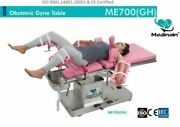 New Surgical Operating Ot Table Gynaecology Obstertrics Me -700 Gh Hydraulic