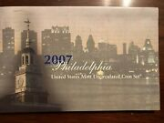 P Or D Mint - 14 Coin Unc Set Us Mint Packaging - 2007-2014 Avail - Your Choice