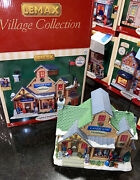 Lemax Lands End Outfitter Clothing Store Sears Exclusive Rare Christmas Village