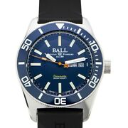 Ball Engineer Master Ii Dm3308a-p1c-be Blue Dial Menand039s Watch Genuine Freesandh