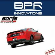 Borla X Pipe For 11-14 Mustang Gt 5.0l / 2011-2012 Shelby Gt500 5.4l Sc - 60513