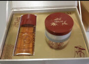 Opium By Ysl Gift Set For Women 3.4 Edt + 6.7 Body Cream Discontinued.