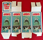 Vintage 1976 Ideal Universal Studios Jaws Great White Shark Game Box Spielberg