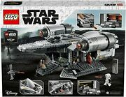 Lego 75292 Star Wars The Mandalorian Ship Space 1023 Pieces, 5 1/2x15x11in