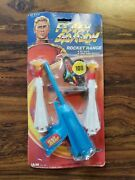 1980 Ja-ru Usa-flash Gordon Rocket Range Pistol/target-moc Toys