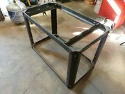 Craftsman King Seeley Machine Base Stand Table Saw Band Saw Jointer Other +rails