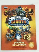 Topps Skylanders Giants Sticker Collection Book 6 Included Stickers 2013 A3