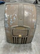 Vintage 1930 1940s Hadees Deluxe Auto Truck Car Water Heater Accessory