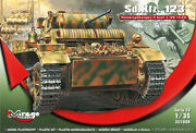 Mirage Hobby 351008 135th Scale Sd.kfz. 123 Light Recce Tank - Luchs