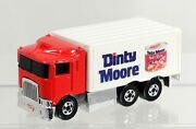 Hot Wheels Dinty Moore Beef Stew Hiway Hauler Red Excellent Condition 164
