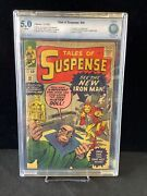 Tales Of Suspense 48, 12/63, Graded 5.0, First Iron Man Armor Model 2. Wp