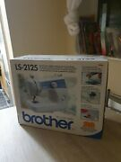 Brother Ls-2125 Sewing Machine Brand New + Fast And Free Uk 🇬🇧 Delivery