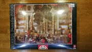 Puzzle Educa 5000 Gallery With Views Of Modern Rome G. P. Pannini 14127