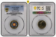 2018-c Lest We Forget 2 Eternal Flame Pcgs Ms69