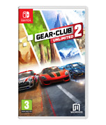 Gear Club Unlimited 2 Switch Neuf Sous Blister