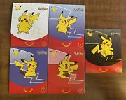 Pokemon Card 25th Anniversary Lot Of 50 Sealed Packs Case Mcdonalds 2021 Toy
