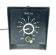 Miller Rhc 14 24221100 Welding Machine Hand Remote Control Wire Cable Sn.130214m
