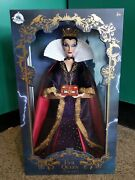Disney - Snow White And The Seven Dwarfs - Limited Edition Evil Queen 17 Doll