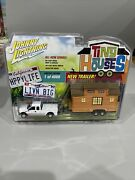 G4 Johnny Lightning 2004 Ford F250 Super Duty Truck Tiny Houses Limited 1/4000