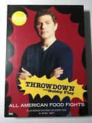 Throwdown With Bobby Flay Favorites, Sweets, Barbecue, 3 Disc Set