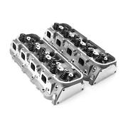 Procomp Bb Chevy Complete Assembled Aluminum Cylinder Heads