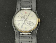 Henry Moser And Cie George The Victorious Swiss Vintage Mens Mechanical Wristwatch