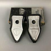 Titan C111 Gearench Size 11 Replacement Jaws For Chain Tongs - New Pair Of Two