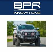 Arb 4x4 Accessories Front Summit Bumper For 2014-on Toyota Tundra - 3415020k