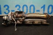 11-13 W221 Mercedes S63 Cl63 Right Passenger Turbo Charger Assembly 2780903080