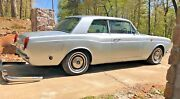 Corniche Rolls Royce Shadow Hood Pads Bentley. Parting Out Complete Running Car