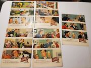 Lot Of 8 Vintage Schlitz Beer Printed Advertisements 10.5 X 14 Alcohol Ads