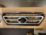 2020-2021 Tacoma Grill With Radar And Emblem