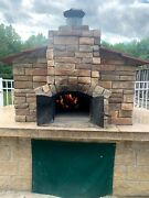 Brick Oven Indespensable , Pizza Oven, Outdoor Wood Fired Ovens, Trammel Tool A+